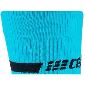 cep Neon Mid-Cut Socks Men, turchese